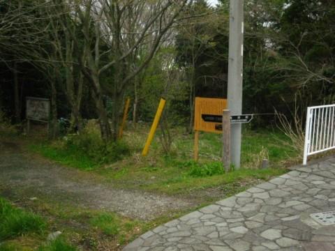 国道一号線、函南町表示。