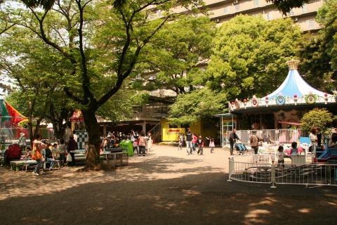 楽寿園園内風景