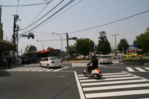 三島駅前交差点