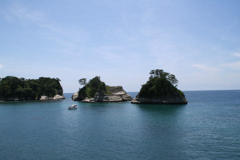 西伊豆堂ヶ島