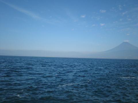 ホワイトマリンからの富士山4