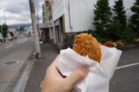 みしまコロッケ駒井精肉店